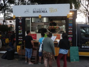Arena Food Truck invade a zona norte