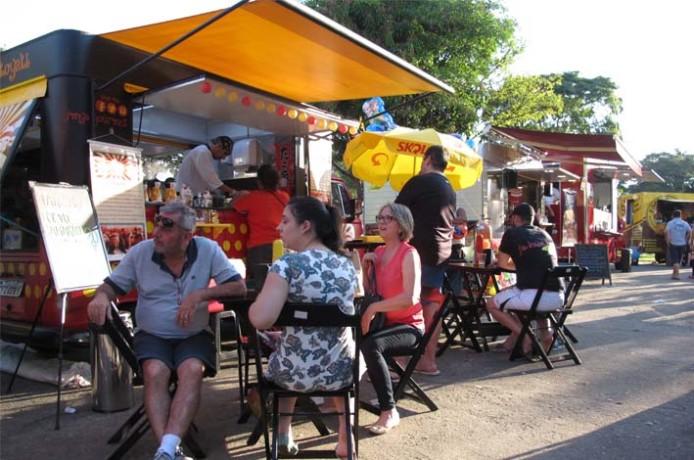 Camanducaia: Feira contará com food trucks diversificados
