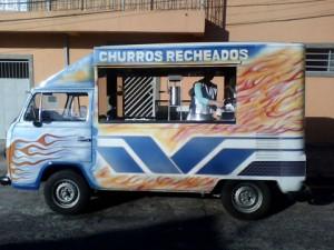 Churros Recheados – Érika Cursi