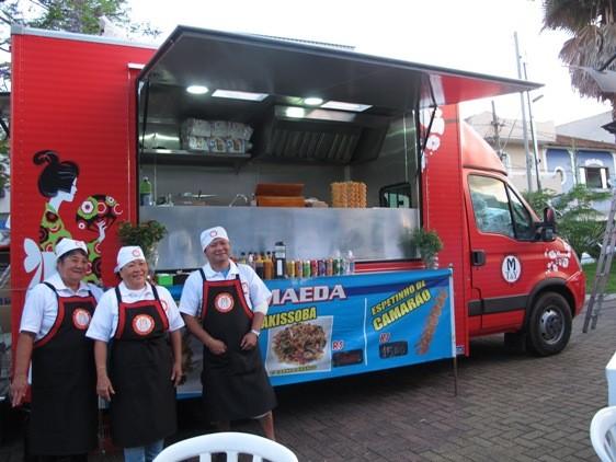 Arena Food Truck chega a Itaquaquecetuba